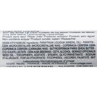 Uriage Stick lèvres hydratant - Liste des ingrédients