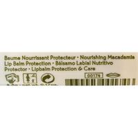 Yves Rocher Macadamia - Absence de liste des ingrédients (non conformité)