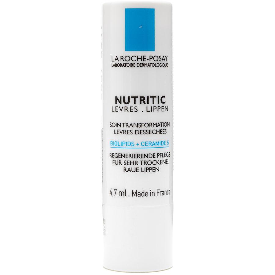 La Roche Posay Nutritic, soin transformation lèvres desséchées - Visuel principal