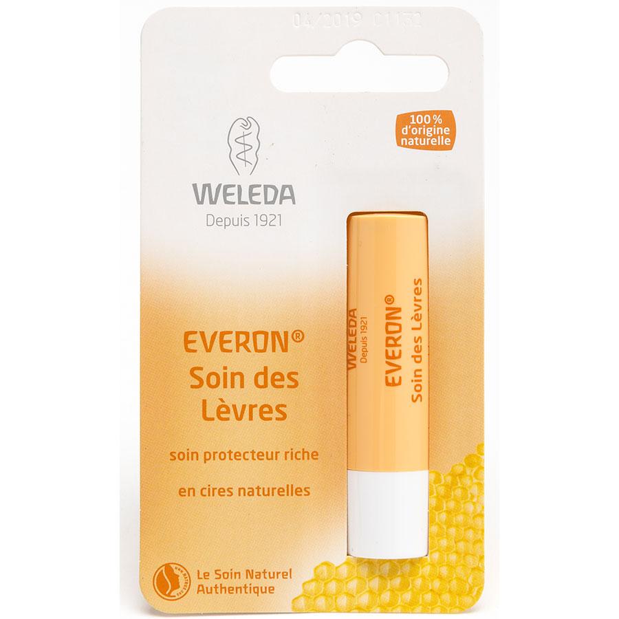 Weleda Everon Soin des lèvres, bio - Visuel principal