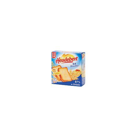 Heudebert 34 biscottes - Vue principale