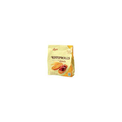 Krisprolls dorés - Vue principale