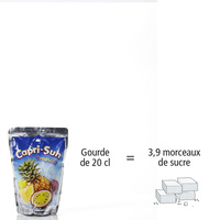 Capri Sun Tropical 								-