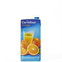 Carrefour Nectar orange - Vue principale