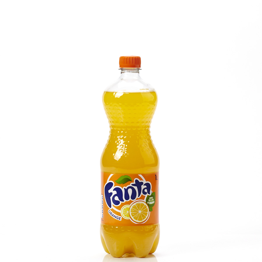Fanta Orange - Vue principale