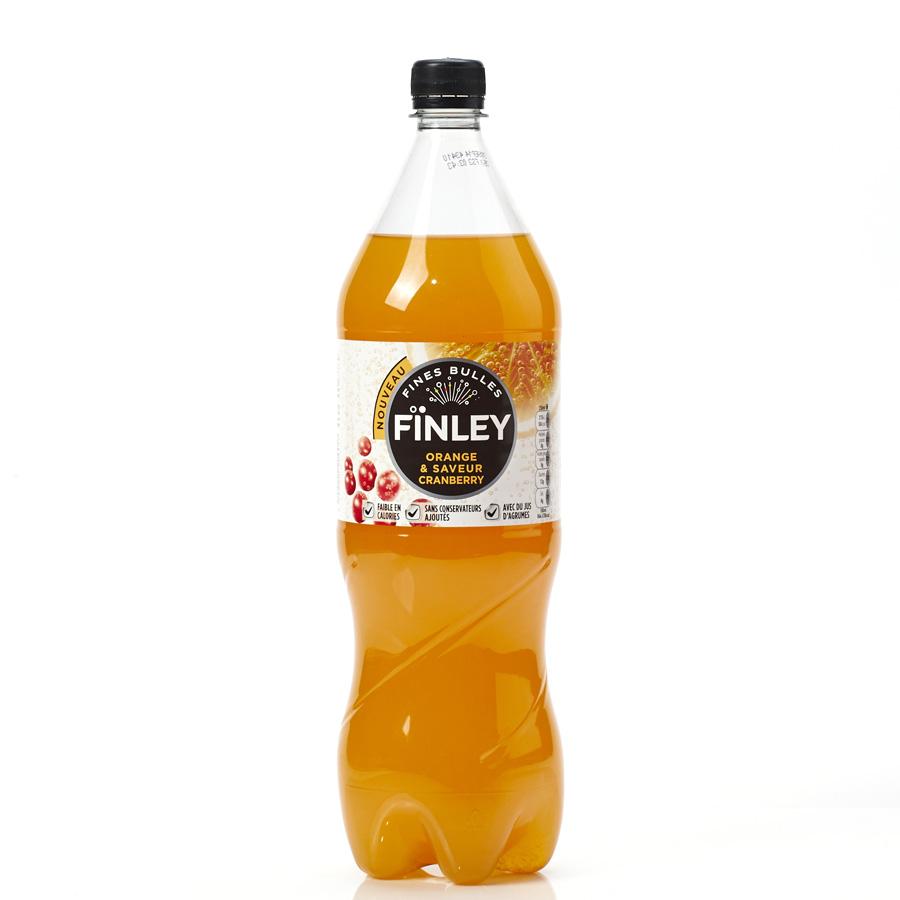 Finley Orange & saveur cranberry - Vue principale