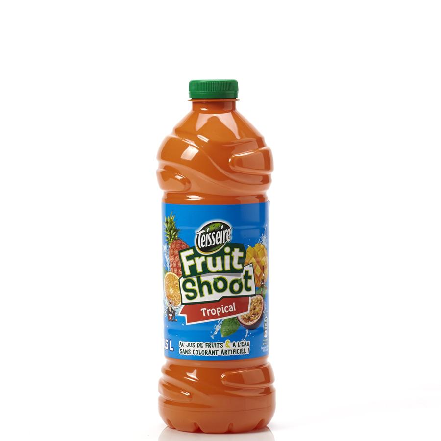 Fruit Shoot (Teisseire) Tropical - Vue principale