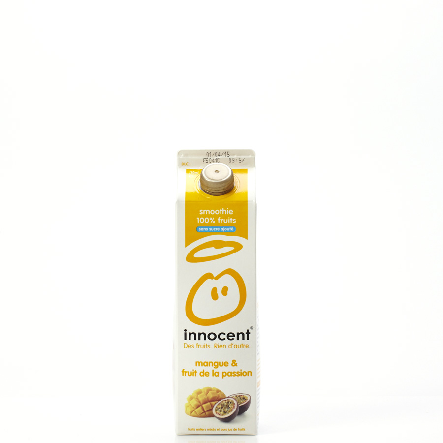 Innocent Mangue & fruit de la passion - Vue principale