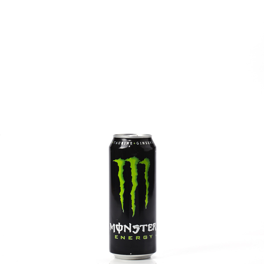 Monster Energy  - Vue principale
