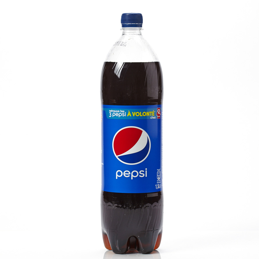 Pepsi  - Vue principale