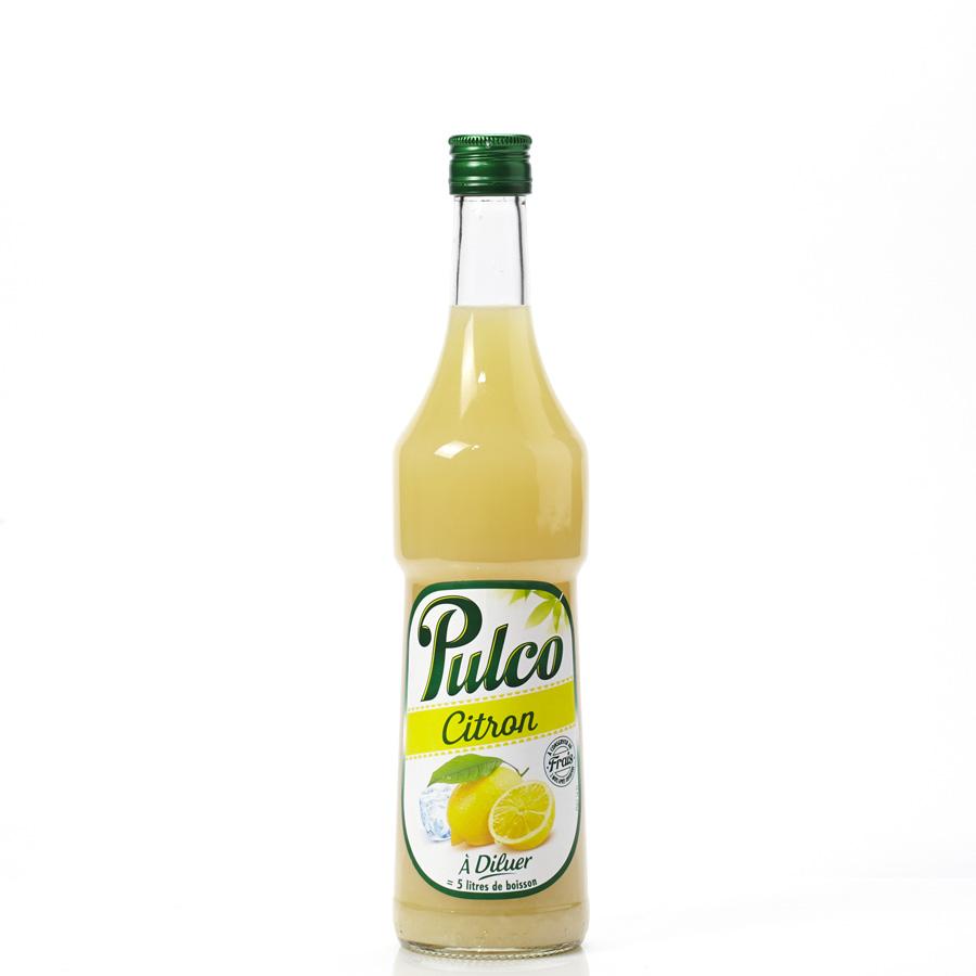 Pulco Citron - Vue principale