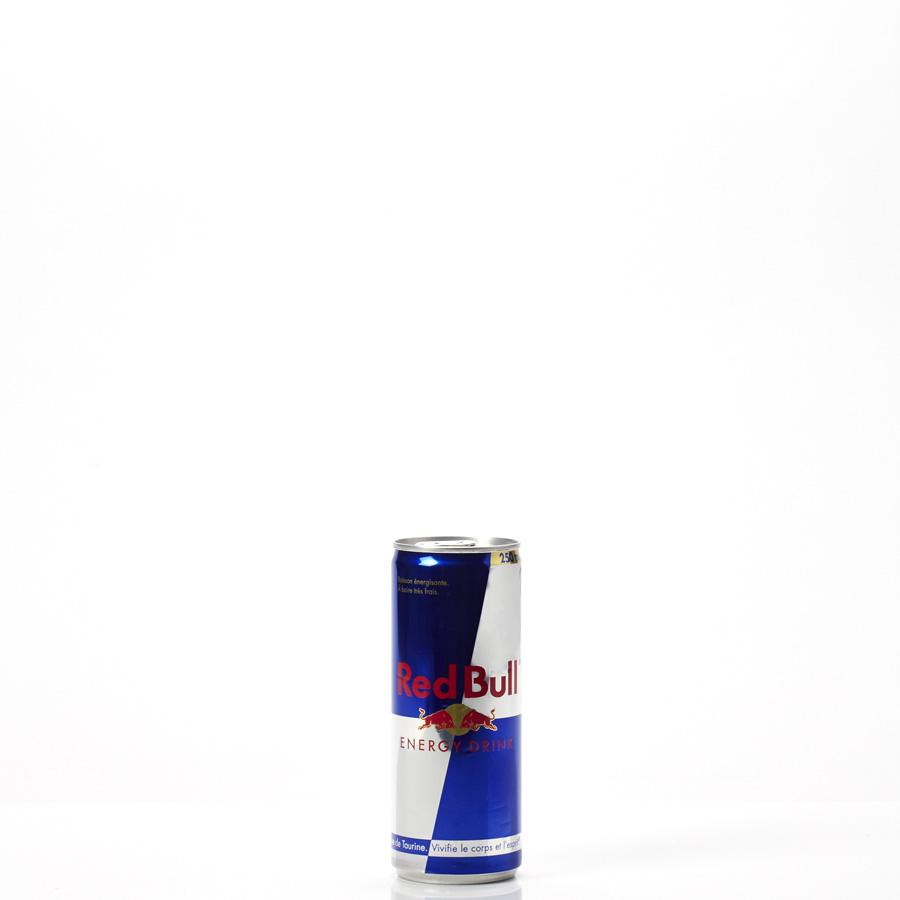 Red Bull  - Vue principale