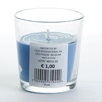 Casa Scented candle Tropical Water