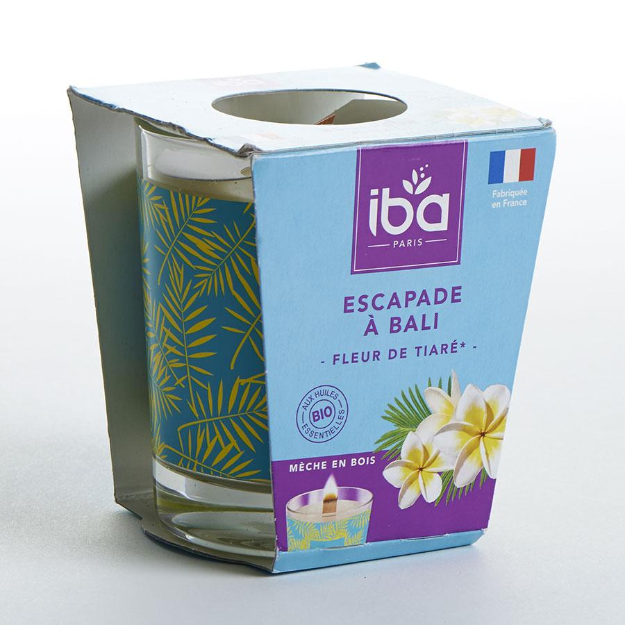 Iba Escapade à Bali Fleur de tiaré(*2*) -