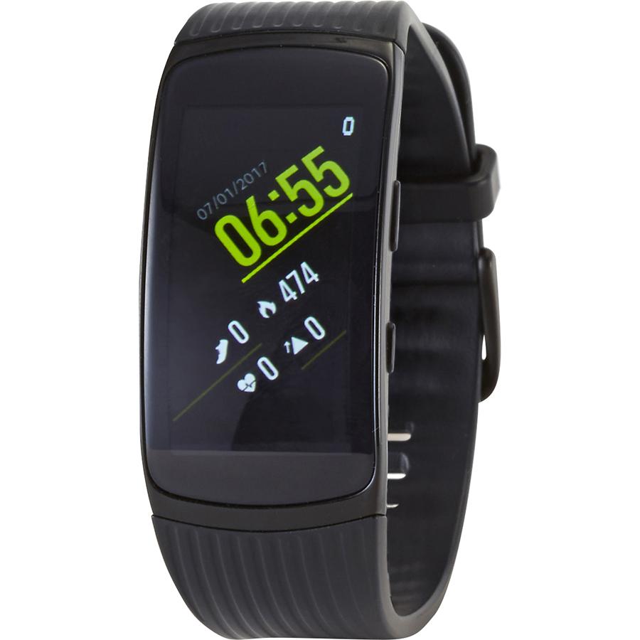 Samsung Gear Fit2 Pro - Vue de 3/4
