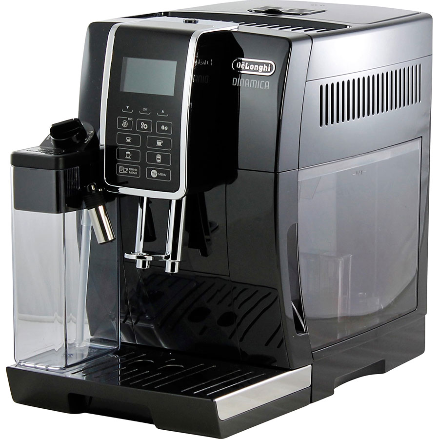 test delonghi ecam dinamica cafeti res expresso. Black Bedroom Furniture Sets. Home Design Ideas