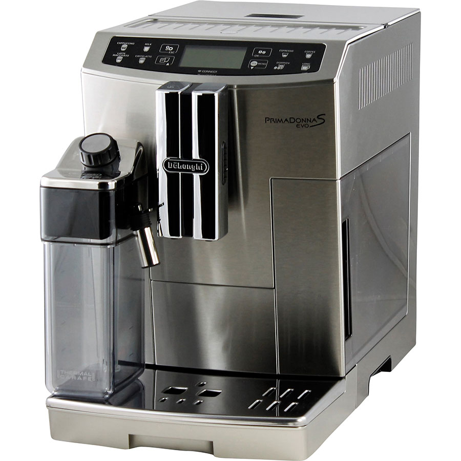 test delonghi ecam cafeti res expresso avec broyeur grains ufc que choisir. Black Bedroom Furniture Sets. Home Design Ideas