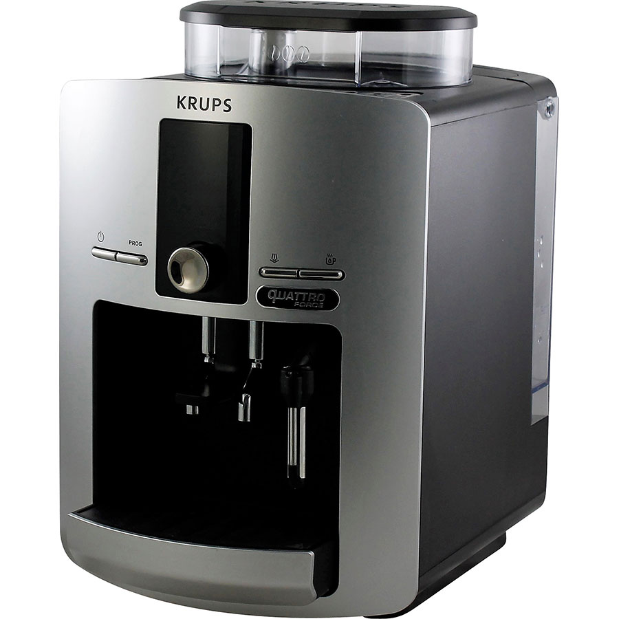test krups yy3069fd cafeti res expresso avec broyeur grains ufc que choisir. Black Bedroom Furniture Sets. Home Design Ideas