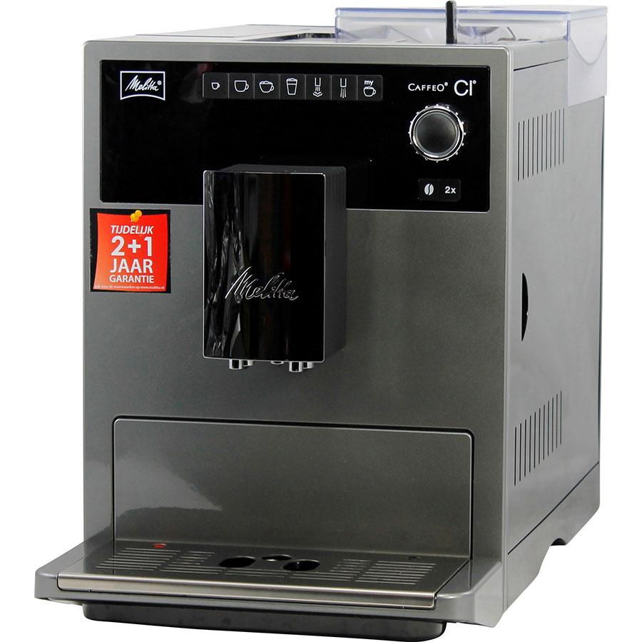 Melitta Caffeo CI E970-306 - Vue de côté