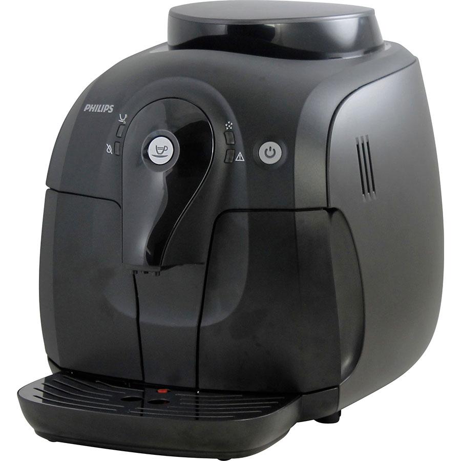 Philips HD8650/01 - Vue de côté