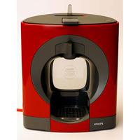 Krups Oblo YY2291FD - Réservoir récolte gouttes installé en position basse pour grandes tasses