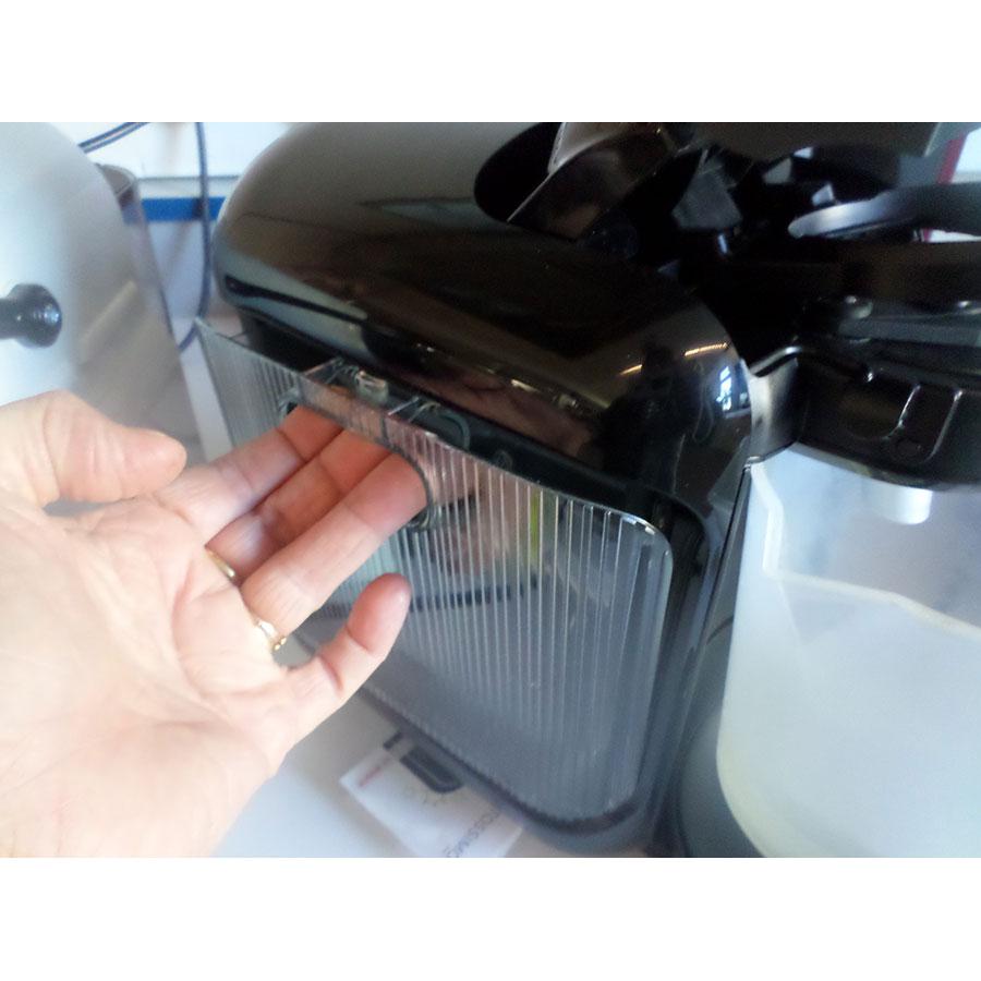 Bosch Tassimo TAS1252 - Vue de face