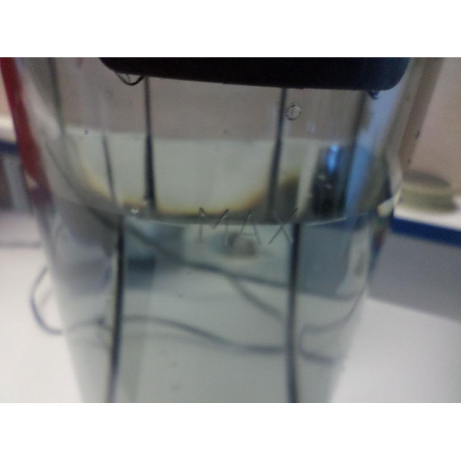 De'Longhi Dedica Ultra compact EC680.M(*1*) - Bouton sélection café long ou court