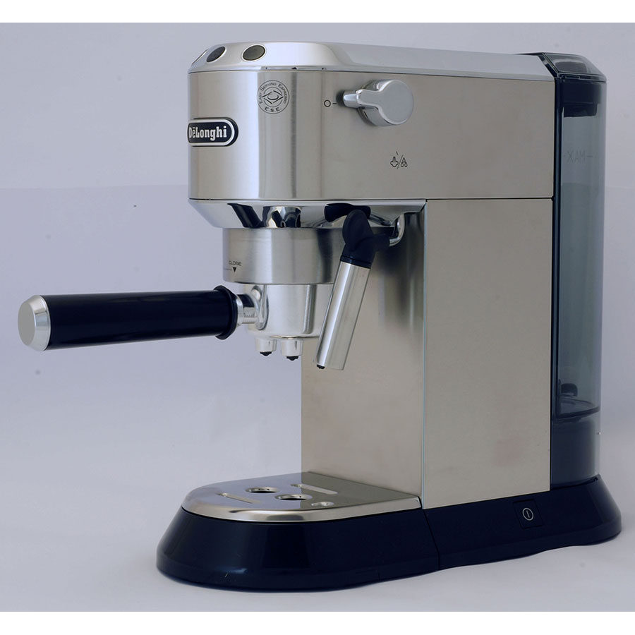 Test Delonghi Dedica Ultra Compact Ec680m Cafetires Expressos Coffee Machines Accessories Price In Malaysia Best Vue