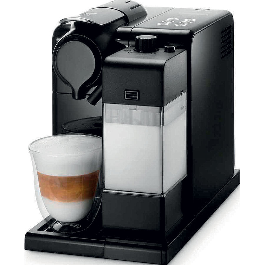 De'Longhi Nespresso Lattissima EN550.B - Vue de côté