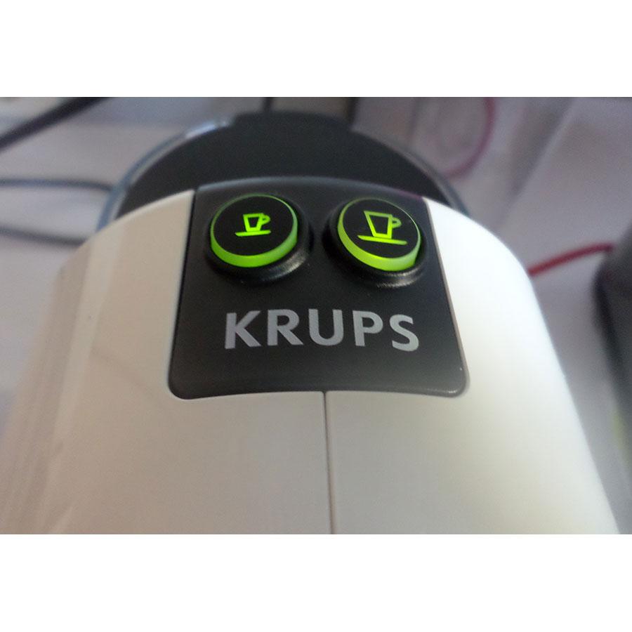 Krups Inissia YY1530FD - Interrupteur éteint