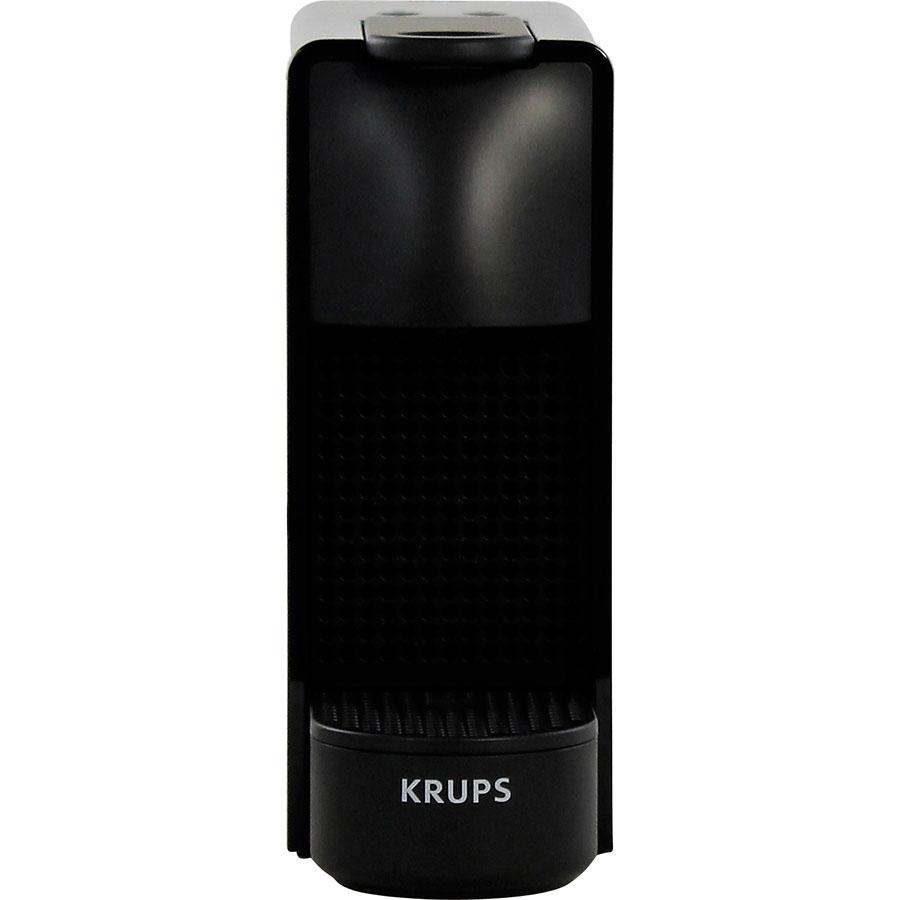 Krups Nespresso Essenza Mini XN1108 Piano Black - Vue de face