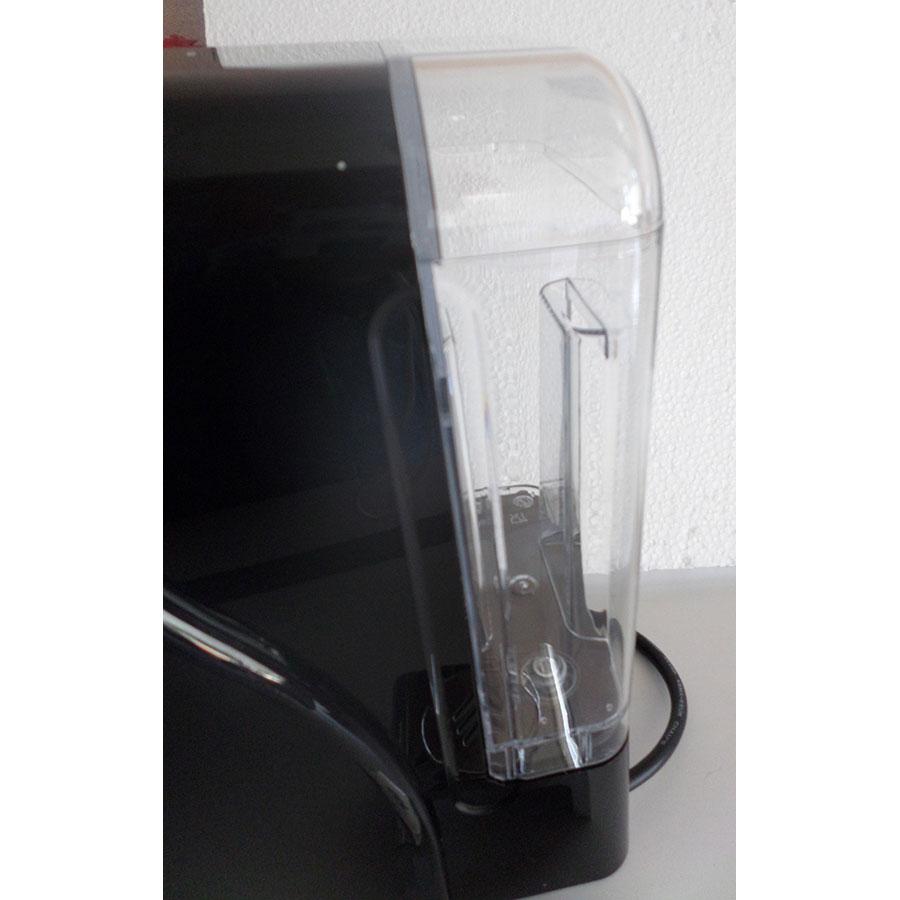 Malongo EK'OH 2 - Réservoir récolte gouttes installé en position intermédiaire pour les tasses classiques
