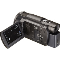 Sony FDR-AX33 - Ecran