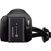 Sony HDR-PJ530 - Vue de dos