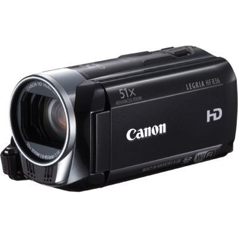 Canon Legria HF R36 - Vue principale