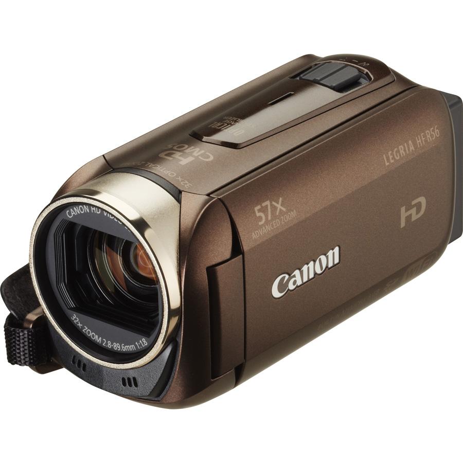 Canon Legria HF R56 - Vue principale