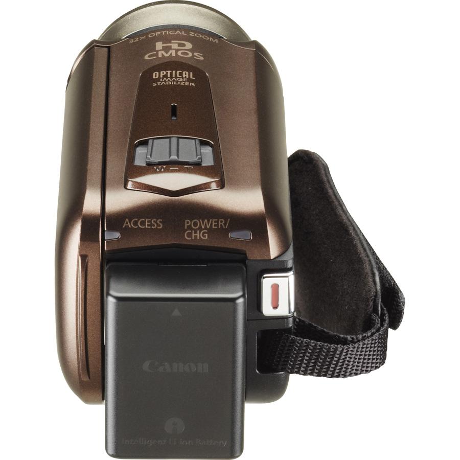 Canon Legria HF R56 - Vue de dos