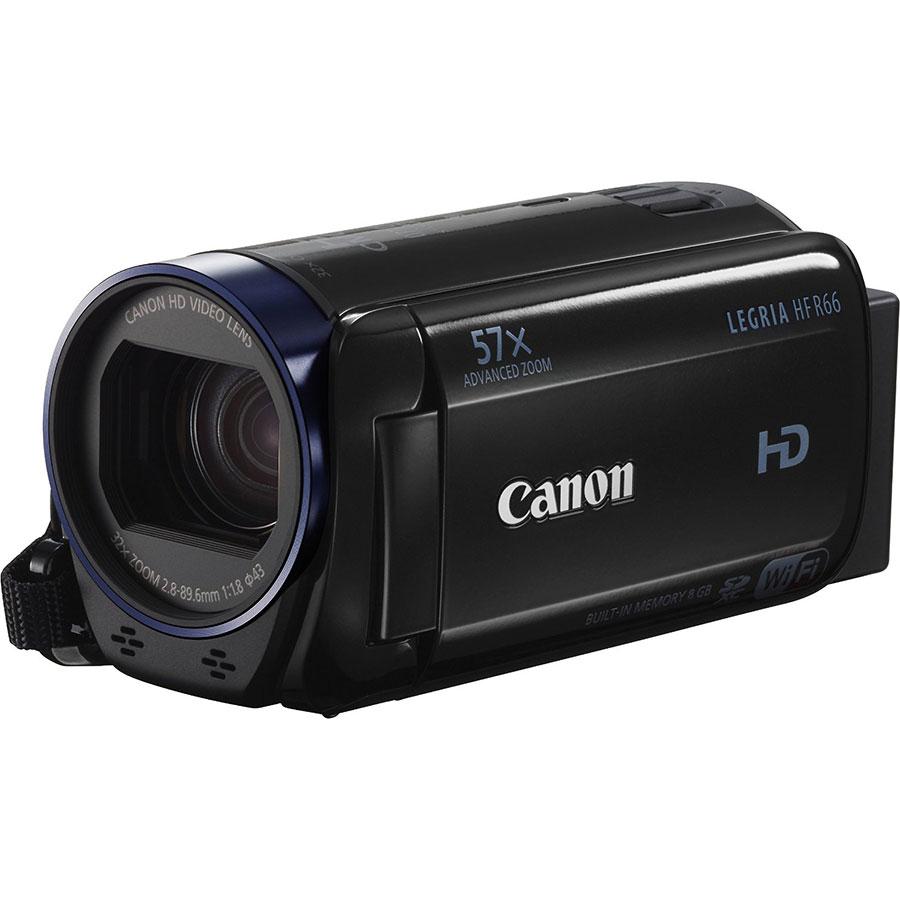 Canon Legria HF R66 - Vue principale