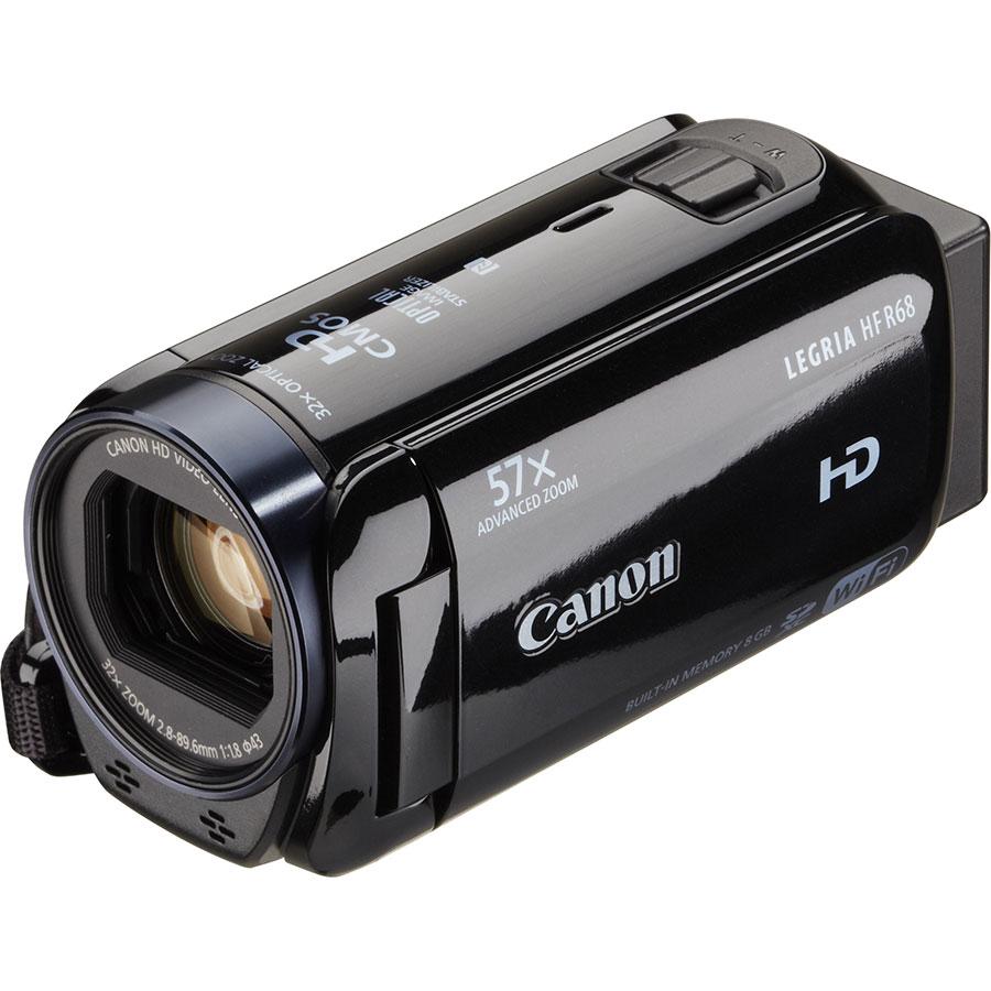 Canon Legria HF R68 - Vue principale