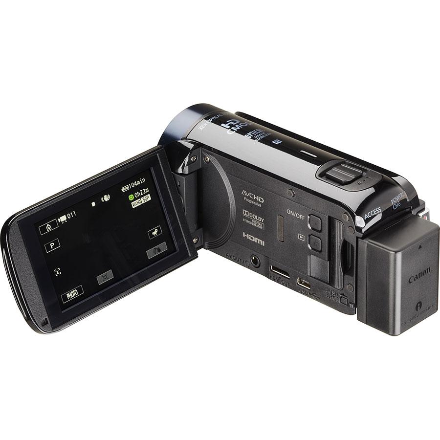 Canon Legria HF R68 - Ecran
