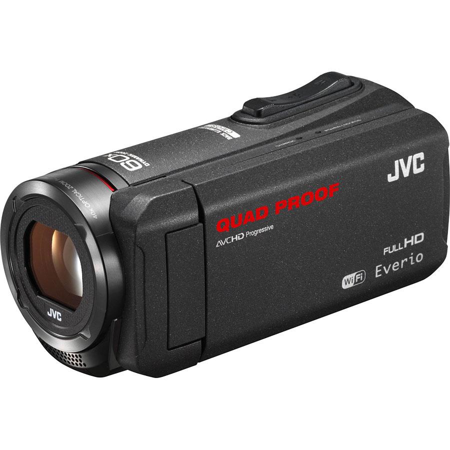 JVC Everio GZ-RX510 - Vue principale