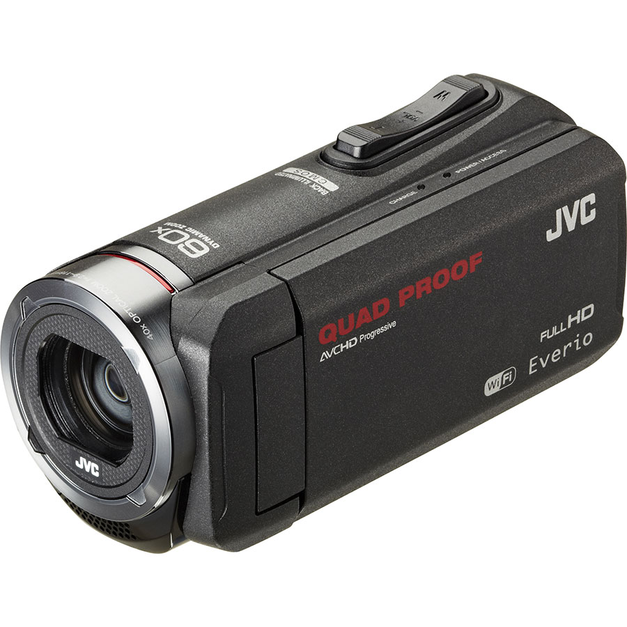 JVC Everio GZ-RX515 - Vue principale