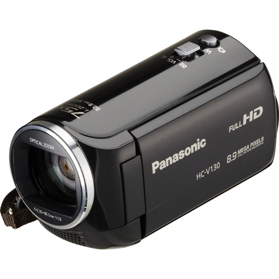 Panasonic HC-V130 - Vue principale