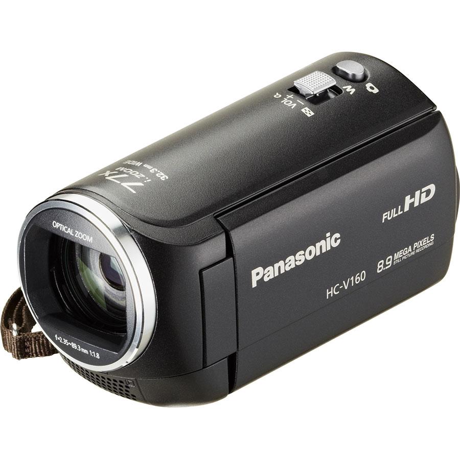 Panasonic HC-V160 - Vue principale