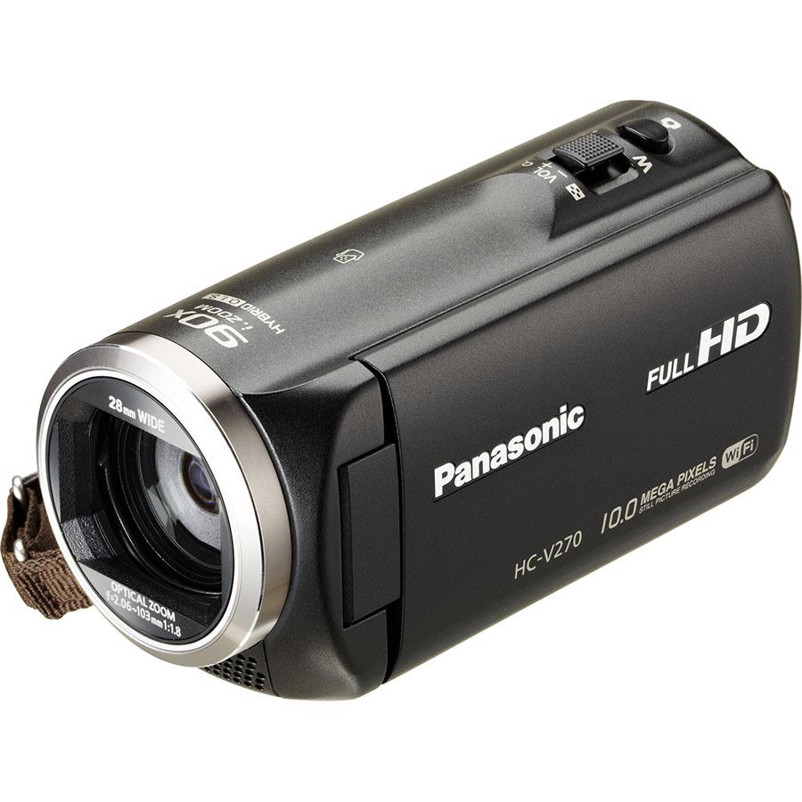 Panasonic HC-V270 - Vue principale