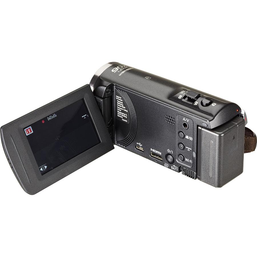 Panasonic HC-V270 - Ecran