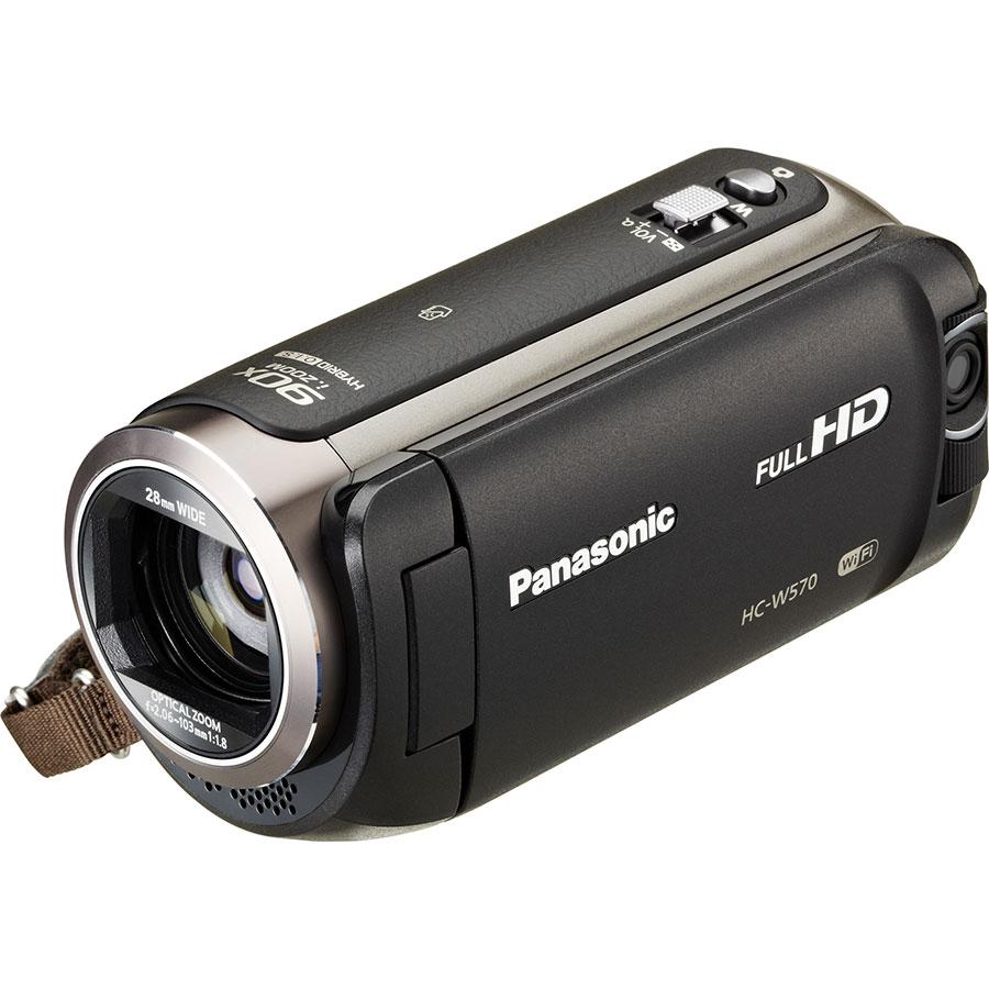 Panasonic HC-W570 - Vue principale