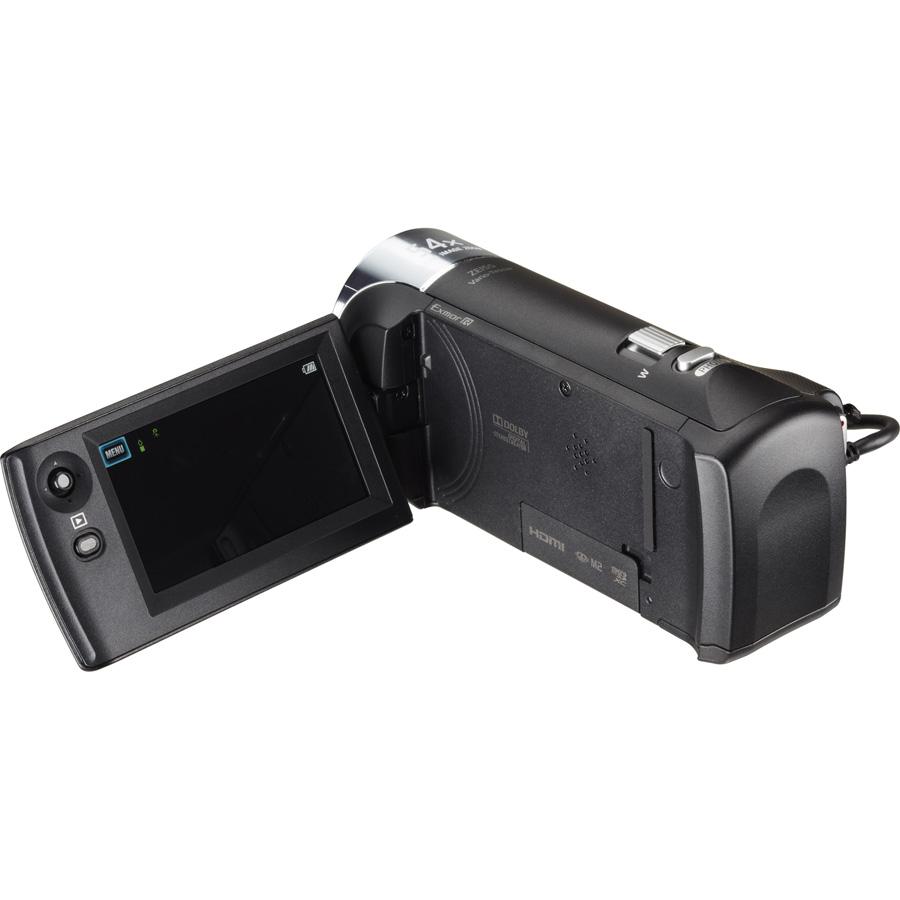 Sony HDR-CX240 - Ecran