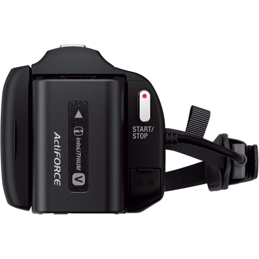 Sony HDR-CX330 - Vue de dos