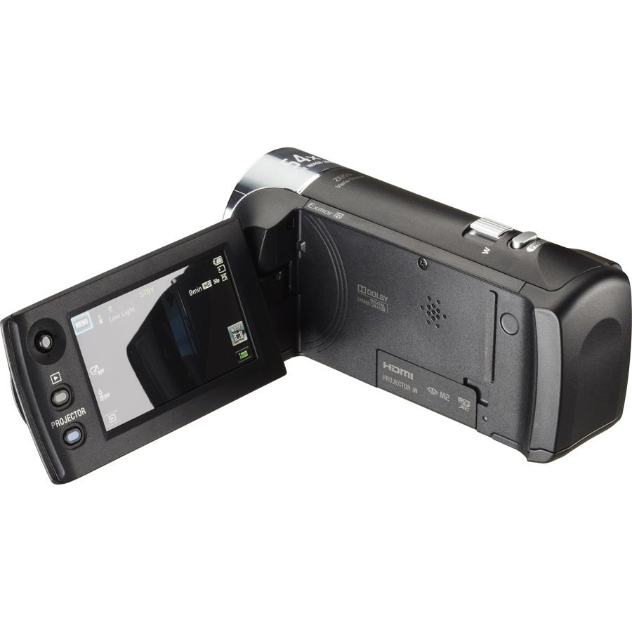Sony HDR-PJ240 - Ecran